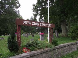 New Zion Cemetery #1