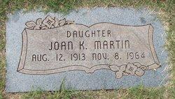 Joan K Martin