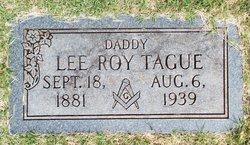 Lee Roy Tague