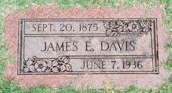 James E Davis