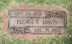 Flora F Davis