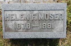 Helen F. Moser