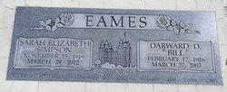 """Darwood Dale """"Bill"""" Eames"""