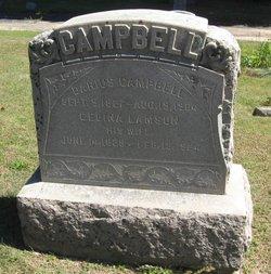 Celina A <I>Lamson</I> Campbell