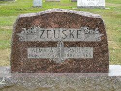 Alma A Zeuske