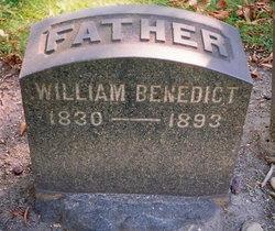 """William """"Will"""" Benedict"""