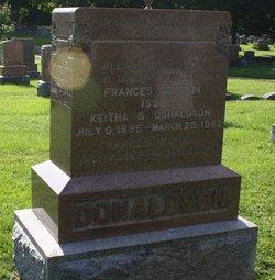 Frances Muriel Donaldson