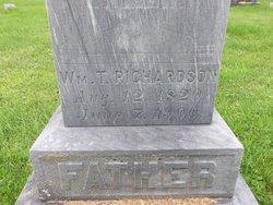 William T Richardson