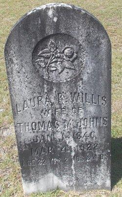 Laura R. <I>Willis</I> Johns