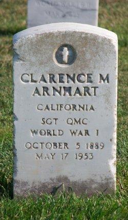 Clarence M Arnhart