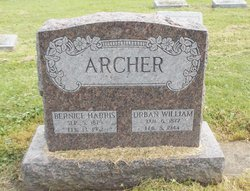Bernice <I>Harris</I> Archer