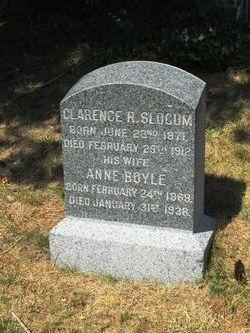 Clarence Rice Slocum
