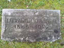 Edward Brownson Farrar