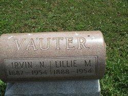 "Lillian May ""Lillie"" <I>Hopper</I> Vauter"