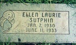 Ellen Laura Sutphin