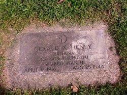SGT Gerald K Tilney