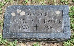 Shirley Rae <I>Gagnon</I> Lager