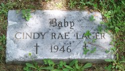 "Cindy Rae ""Baby"" Lager"