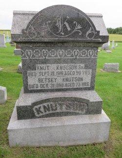 Betsey Oleson <I>Rye</I> Knutson