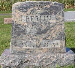 Bessie Mae <I>Hicks</I> Berlin
