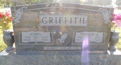 Ethel <I>Deaton</I> Griffith