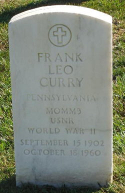 Frank Leo Curry