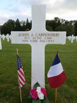 Pvt John J Carpentieri