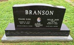 Nellie Jane <I>Swim</I> Branson