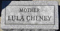 Lulu <I>McKee</I> Cheney