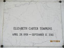 Elizabeth <I>Carter</I> Tompkins