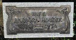 Barbara Houdek