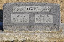 Daisy V. Bowen