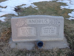 Lawrence Gibson Andrus