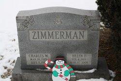 Charles Wilbur Zimmerman