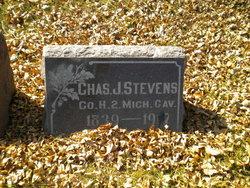 Charles J Stevens