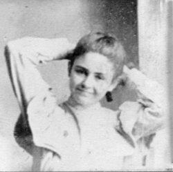 Bertha Franklin Faught 1891 1918 Find A Grave Memorial