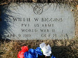 Willie W. Biggins