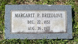 Margaret Melvina <I>Pickett</I> Breedlove