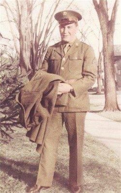 Sgt Carl E Christensen