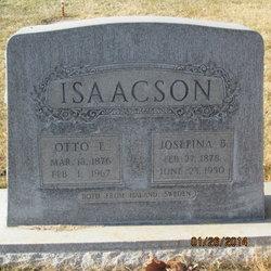 Otto Edward Isaacson