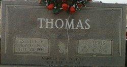 John Lewis Thomas