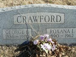 Roxanna Irene <I>Boss</I> Crawford