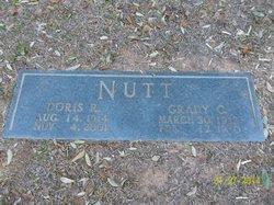 Nellie Doris <I>Rickman</I> Nutt