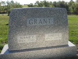 Jennie Viola <I>Taylor</I> Grant
