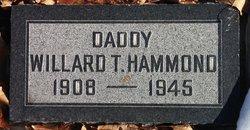 Willard Taft Hammond