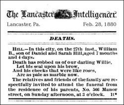 William B. Hill