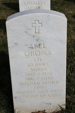 Abel Orona