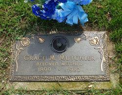 Grace Marie <I>Dillon</I> Mutchler