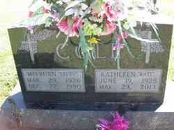 """Kathleen R """"Kate"""" <I>Runde</I> Cole"""