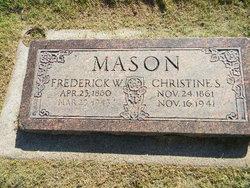 Frederick Wilford Mason